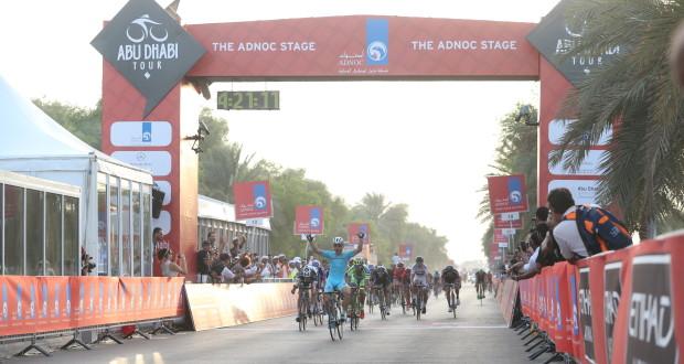 Abu Dhabi 1 tappa